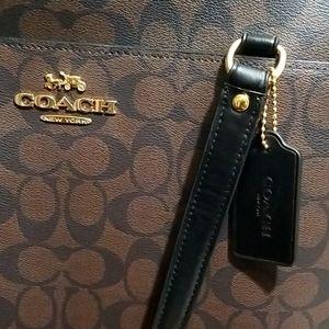 NWT Coach briefcase/tote/laptop bag